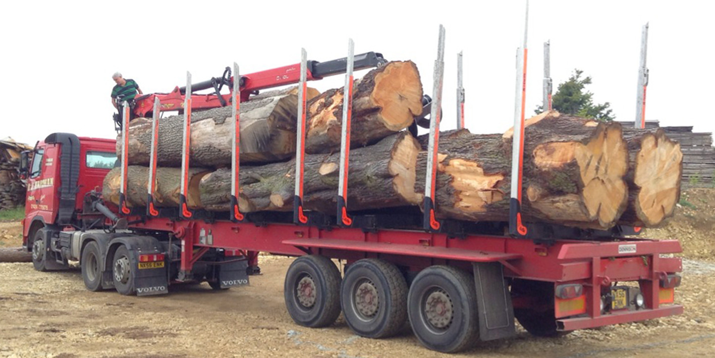 cedar-of-lebanon-logs-being-unloaded-by-brian-harman