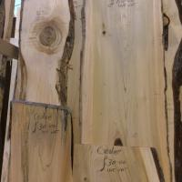 timber rack english cedar for furniture making
